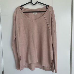 LUCKY BRAND🍀   V-Neck Sweater